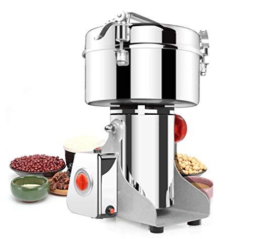 500g Electric Grinder Grain Grinder Mill Cereal Spice Grinder Herb Pulverizer Superfine Powder Machine 110V or 220V