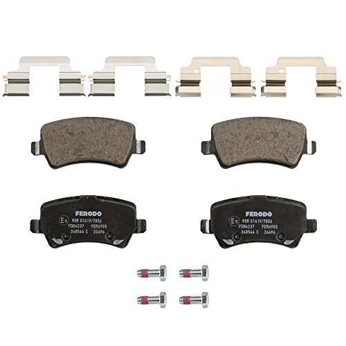 Ferodo FDB4237 -  Premier Kit Pastiglie Freno, Freno A Disco - (confezione 4 pezzi)