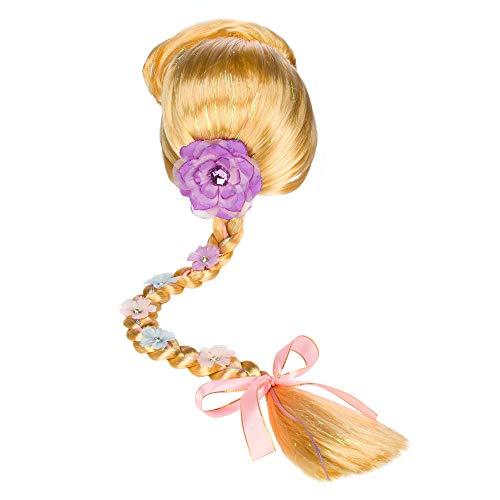 Disney Rapunzel Wig with Braid Yellow