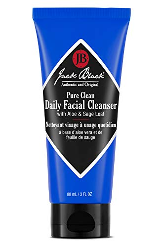 Jack Black - Pure Clean Daily Facial Cleanser, 3 Fl Oz