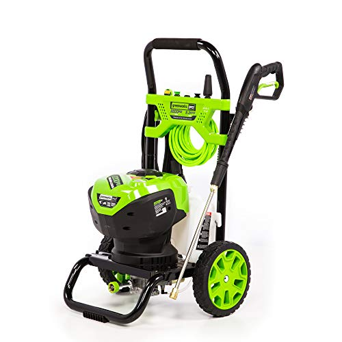Greenworks GPW2200 2200 PSI 2.3 GPM Electric Pressure Washer