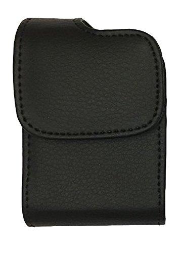 SNK (V1BK) Classic Premium Pouch Case with Belt Clip for Tandem Diabetes Care T:Slim X2 Insulin Pump -Retail Packaging