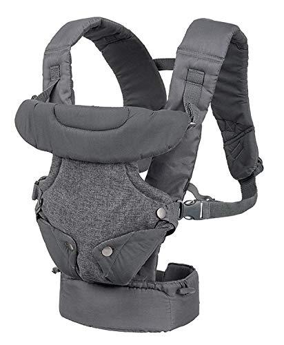 Infantino Porte-Bébé ergonomique Flip avec assise...