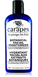 Hydrating Face Cream, Carapex Botanical Facial Moisturizer,