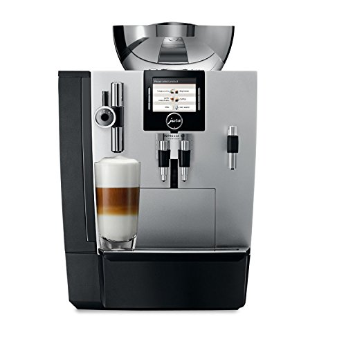 JURA XJ9 Professional 13637 One-Touch-Cappuccino and Latte (Certified Refurbished)