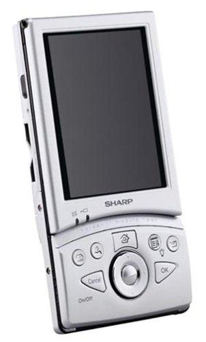 Sharp Zaurus SL-5500 PDA
