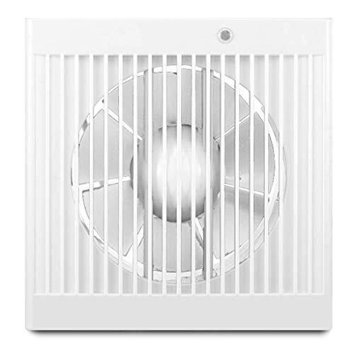 ZSQAW Ventilación de la Salida de Escape Ventilador de Techo, Montaje en Pared Ventilador Incorporado en los hogares de bajo Ruido