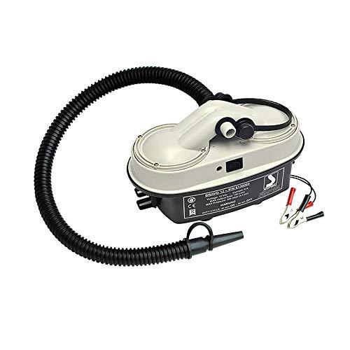 BTK Bravo 12 - Inflador eléctrico automático para bote de aire, para...