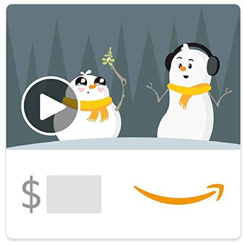 Amazon eGift Card - Mistlesnow (Animated)