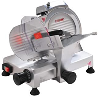 Eurodib Electric Manual Meat Slicer With 10