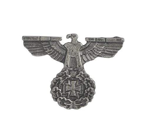 Ogquaton Adler Brosche, Tier Button Badge für Kleidung Shirt Hüte Caps Taschen Premium-Qualität