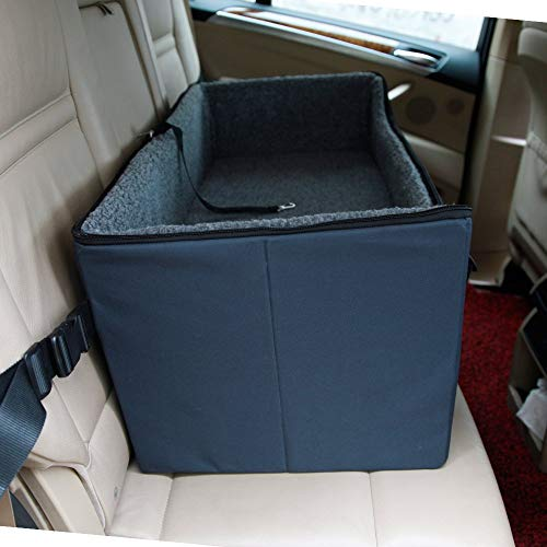 A4Pet Pet Lookout Booster Car Seat/Raised Pet Bed...