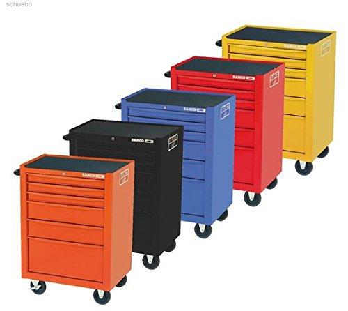 Bahco Werkstattwagen mit 6 Schubladen