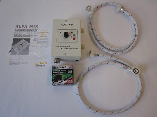 ALFA MIX Vorschaltgerät für Waschmaschine Stromsparer