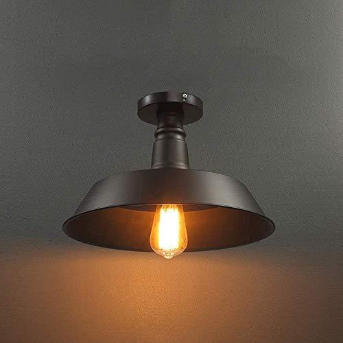 FXLYMR Lámpara de Pared Lámpara de Noche Europea Retro Bar de Techo Lámpara de Techo Pasillo Corredor Iluminación Luz de Techo Personalidad Creativo Eta Cubierta Techo Lámpara de Techo Restaurante Sa
