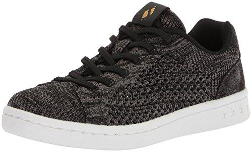 Skechers Women's Darma-Engineered Knit Bungee Sneaker