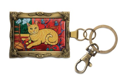 Thank you gifts for pet sitters include this delightful key chain.