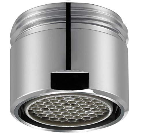 Neoperl Strahlregler (Luftsprudler, Perlator), M18x1 - Durchflussmenge: 7 l/min, spart bis zu 50% Wasser - 70610798
