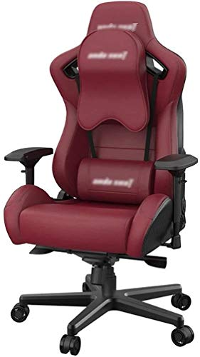 WSDSX Office Chairs Ergonomic Chair Pc Chair Gaming,Ergonomic Chair,Gaming Chair, Adjustable Boss Chair,Home Office Computer Chair,Adjustable Swivel Chair,All Steel Frame