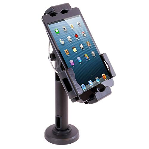 FOREST Universal Tablet Counter Top Shop Retail POS Mount/Kiosk, Key Lock For iPad,Samsung,Microsoft Surface Pro, Huawei
