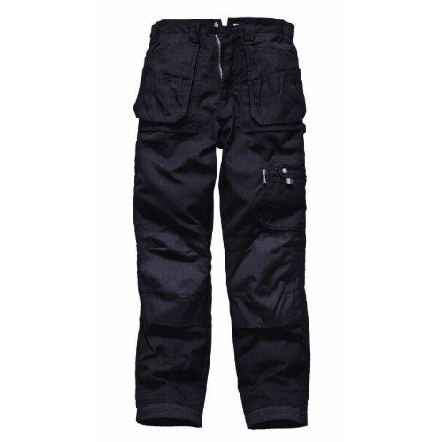 Dickies Eisenhower Work Trousers (Tall) / Mens Workwear (42W x Long) (Navy Blue)