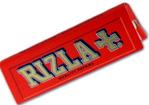 Rizla Red Regular Cigarette Rolling Papers 70mm - 50 Packets
