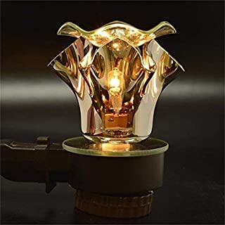 Contentment Electric Night Light Plug in Fragrance and Essential Oil Warmer