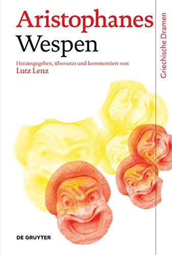 Wespen (Griechische Dramen) (German Edition)