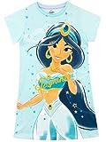 Disney Mädchen Aladdin Nachthemden Jasmine Blau 134