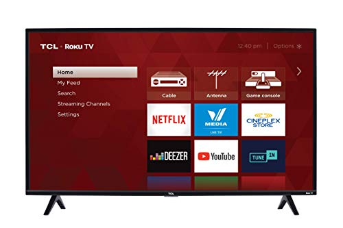 TCL 40S325-CA 1080p Smart LED Television (2019), 40