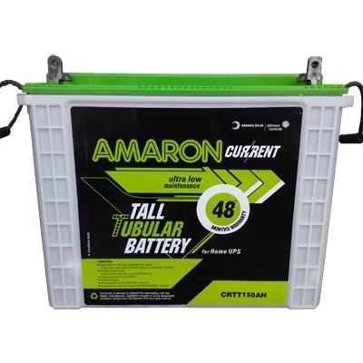 Amaron AAM-TT-CR00150TT Plastic Tall Tubular 150Ah Battery