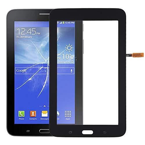 JIANGSHOUJIESPA Nuevo reemplazo Panel táctil para Galaxy Tab 4 Lite 7.0 / T116 (Color : Black)