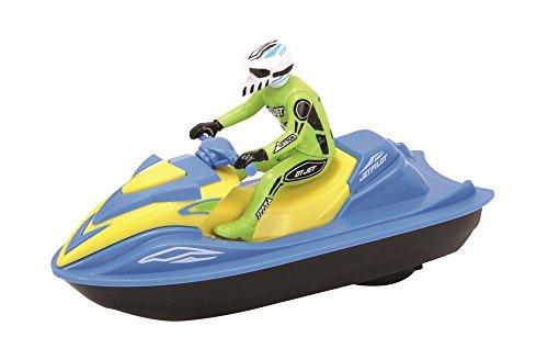 Dickie- Moto acuática 18cm con piloto (3772003) (Simba