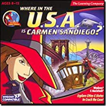 carmen sandiego video game