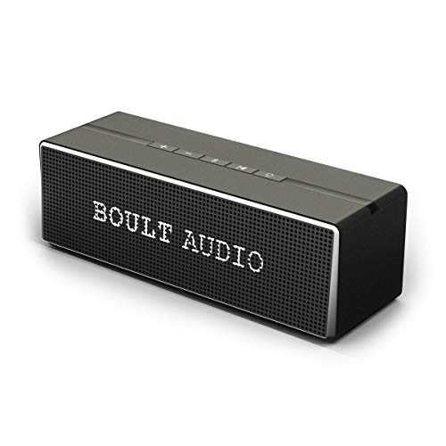 Boult Audio Bassbox Reverb 10W Metallic Wireless Bluetooth Speaker with Deep Bass, HD Sound, Built-in Mic & Long Battery Life