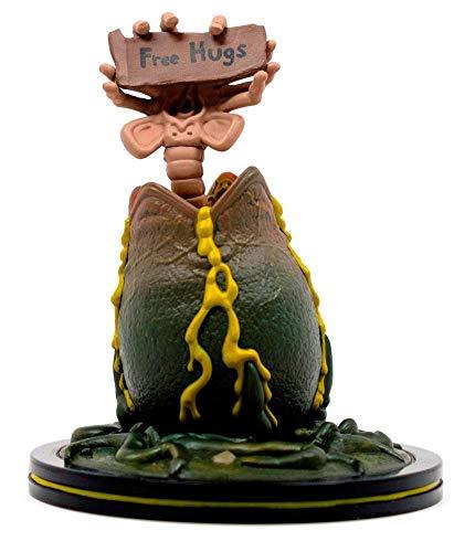 Unbekannt Marvel Q-Fig Diorama Facehugger 9 cm Quantum Mechanix Alien Mini Figures