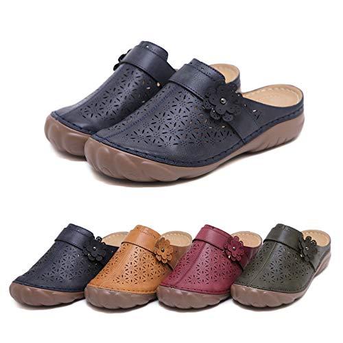 Zuecos Zapatos  marca Solacozy