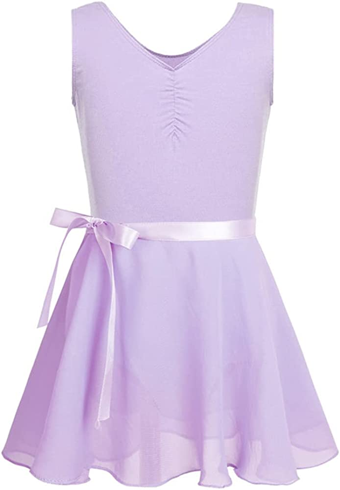 DFLYHLH Children and Teenagers Cotton Baltimore Finally resale start Mall Sleeveless Tutu Dress Girl
