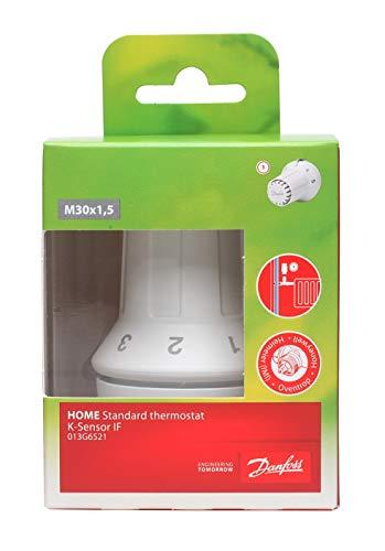 Danfoss Home standard-M30 verbindung RAS-CK Thermostat 013G6521