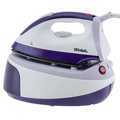 WINKEL VS2 Centrale Vapeur Blanc/Violet 2200 W