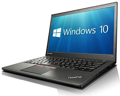 Ultrabook Lenovo 14' ThinkPad T450s - HDF+ (1600x900) Core i5-5300U 8GB 256GB SSD WebCam WiFi Bluetooth USB 3.0 Laptop Windows 10 Pro (Tastiera Italiana) (Ricondizionato)