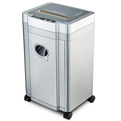 Buy NILINLEI Mobile Office Shredder, Commercial Level 5 Confidentiality, 4 40 Mm Shredded Paper Effe...
