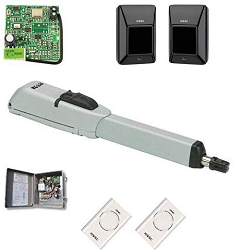 Review FAAC 415 Swing Gate Opener Basic Single Kit 115VAC