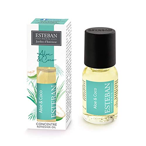 Esteban - Aloe Coco concentrado de perfume (15 ml)
