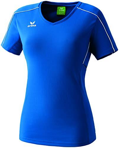 Erima Oberbekleidung Gold Medal T-Shirt, New royal/schwarz/weiß, 38