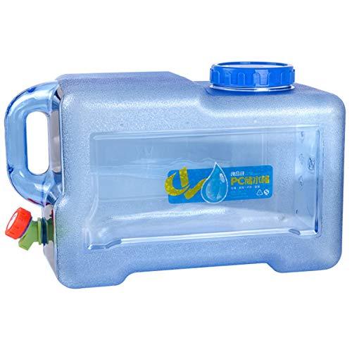 ROSEBEAR Portador de Agua Portátil Del Envase Del Agua 12L con La Espita para La Comida Campestre Que Acampa Al Aire Libre