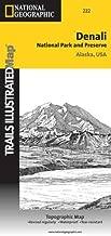 Trails Illustrated - National Parks Map-Denali - Nat'l Park (Trails Illustrated - Topo Maps USA S)