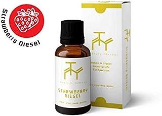 Medical Terpenes 100% Pure Strain Specific Terpene Profiles (5ml, Strawberry Diesel)