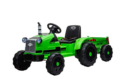 Motoor Kids Tractor Eléctrico Infantil