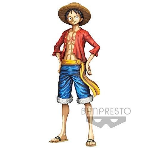 One Piece - Estatua Master Star Piece Monkey D. Luffy